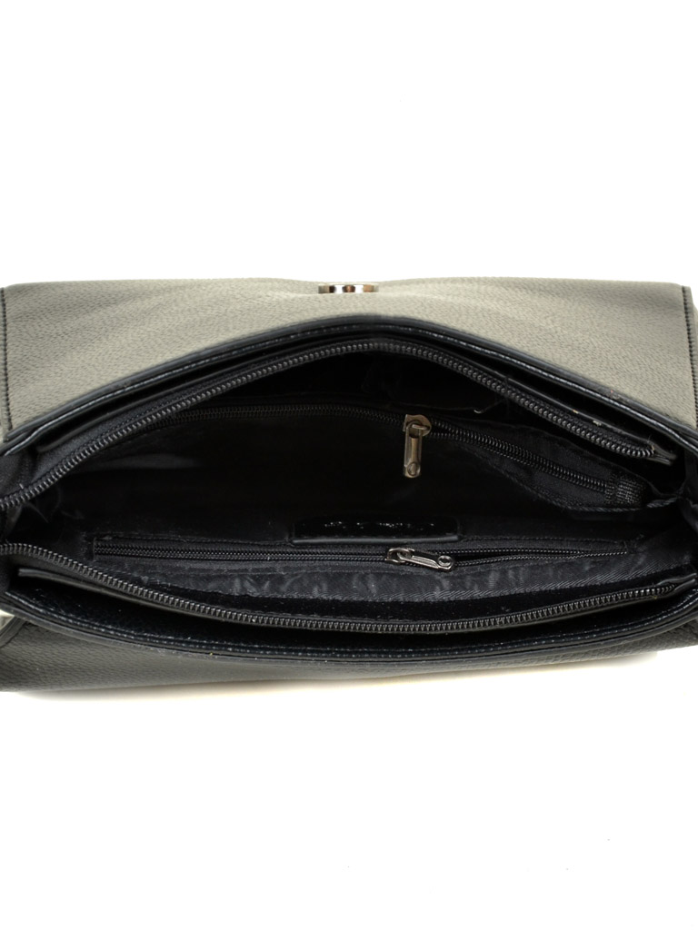 Сумка Женская Клатч иск-кожа ALEX RAI 03-5 2065 black
