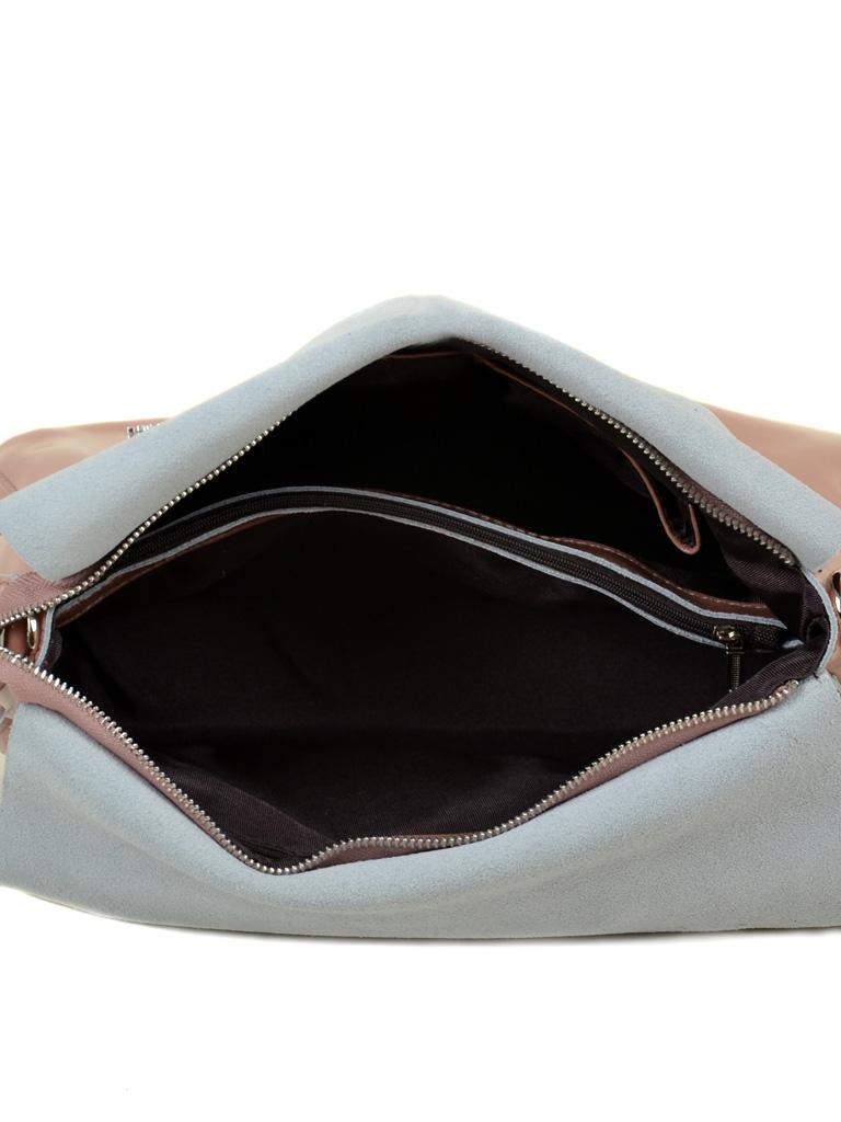 Сумка Женская Классическая кожа-лак 03-3 L8605 pink