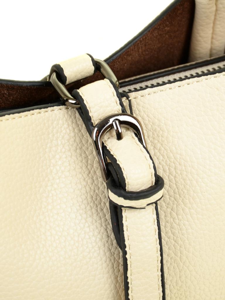 Сумка Женская Классическая иск-кожа ALEX RAI 03-5 329 beige