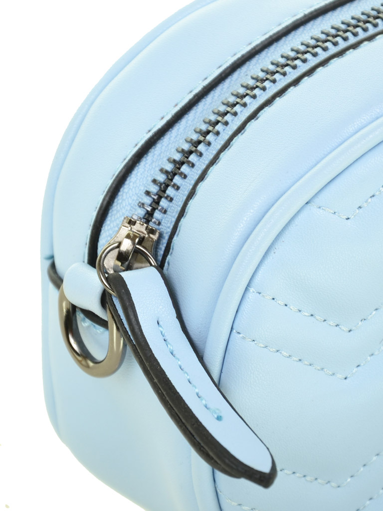 Сумка Женская Клатч иск-кожа ALEX RAI 03-5 908 l-blue - фото 3