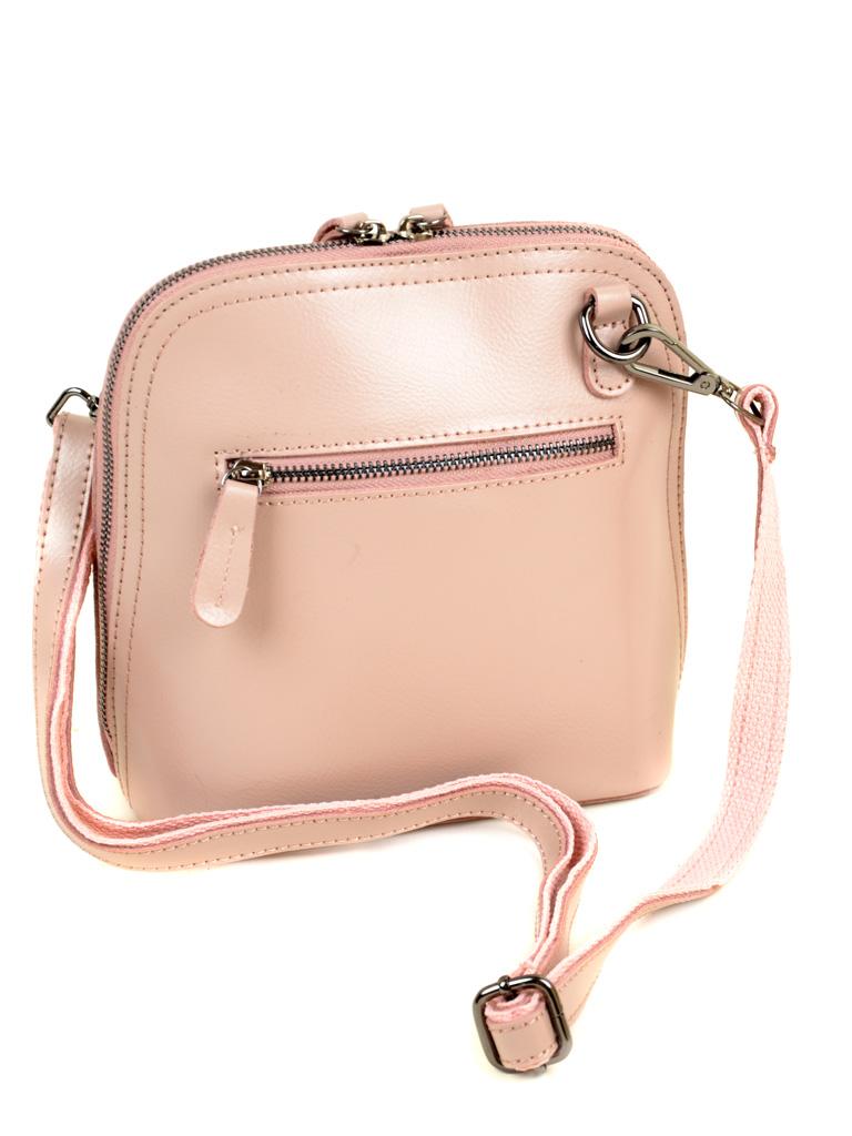 Сумка Женская Клатч кожа ALEX RAI 03-4 8803 light-pink - фото 4