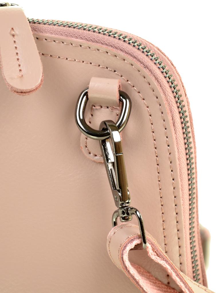 Сумка Женская Клатч кожа ALEX RAI 03-4 8803 light-pink - фото 3