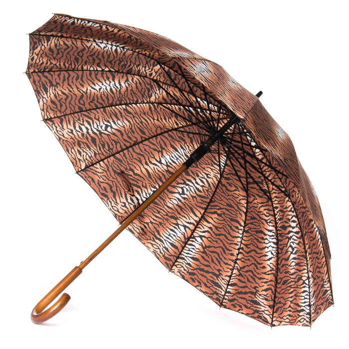 Зонт Трость Женская полиэстер 8-3-6 - фото 3