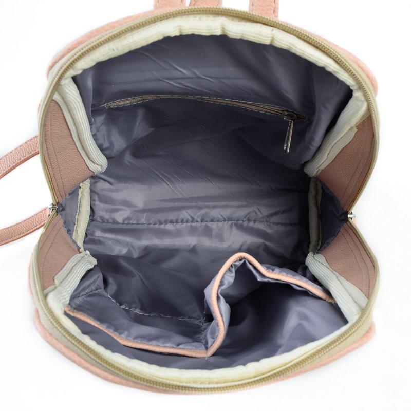 Сумка Женская Рюкзак иск-кожа М 134 65 - фото 5