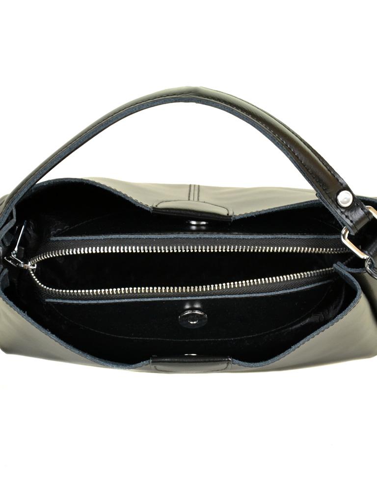 Сумка Женская Классическая кожа ALEX RAI 05-1 1383 black