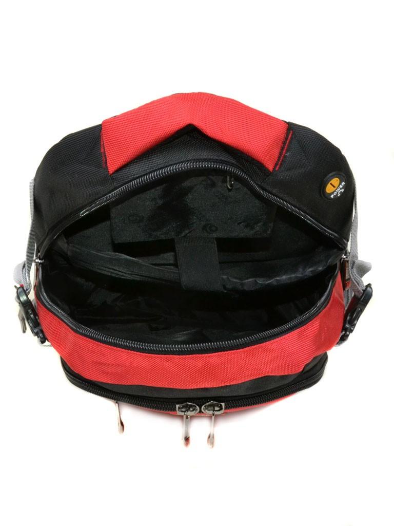 Рюкзак Городской нейлон Power In Eavas 9607 red