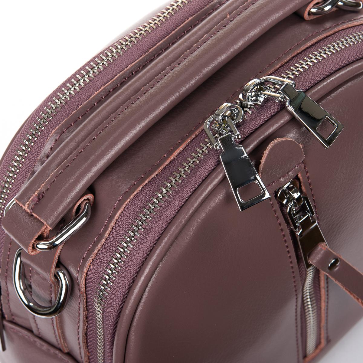 Сумка Женская Клатч кожа ALEX RAI 06-1 339 purple - фото 3