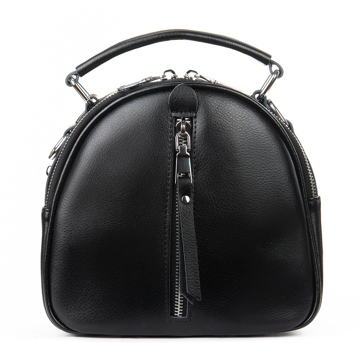 Сумка Женская Клатч кожа ALEX RAI 06-1 339 black