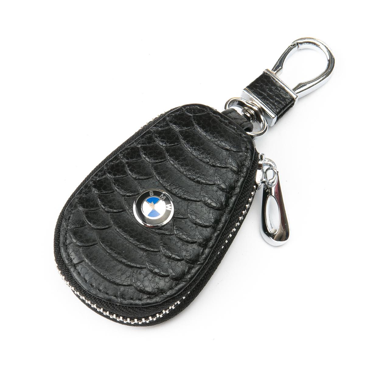 Кошелек Ключница Авто кожа F625 BMW black