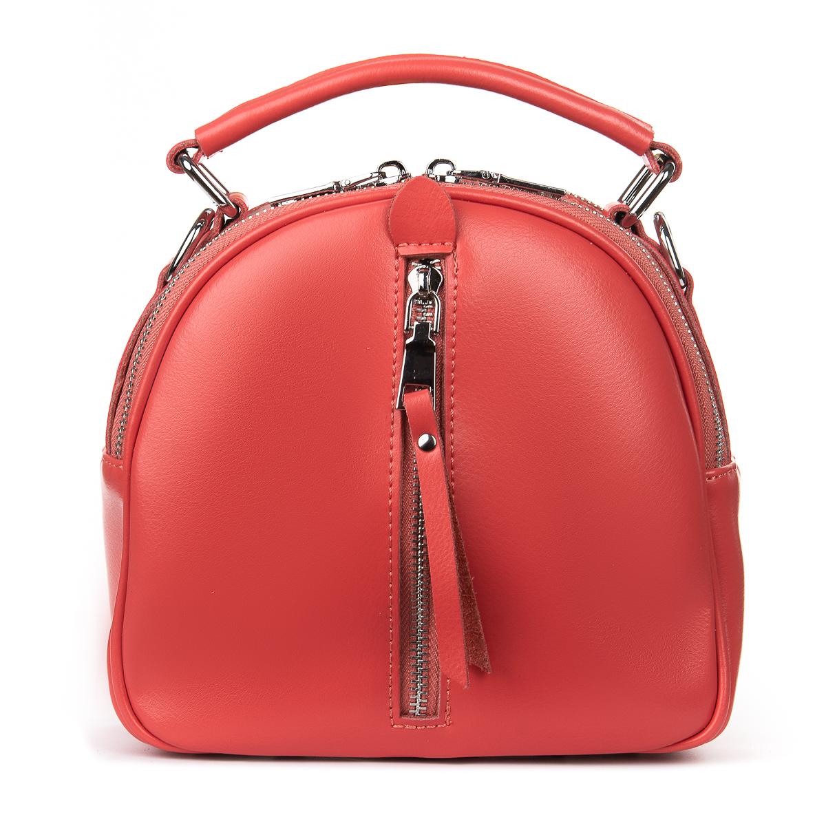 Сумка Женская Клатч кожа ALEX RAI 06-1 339 light-red