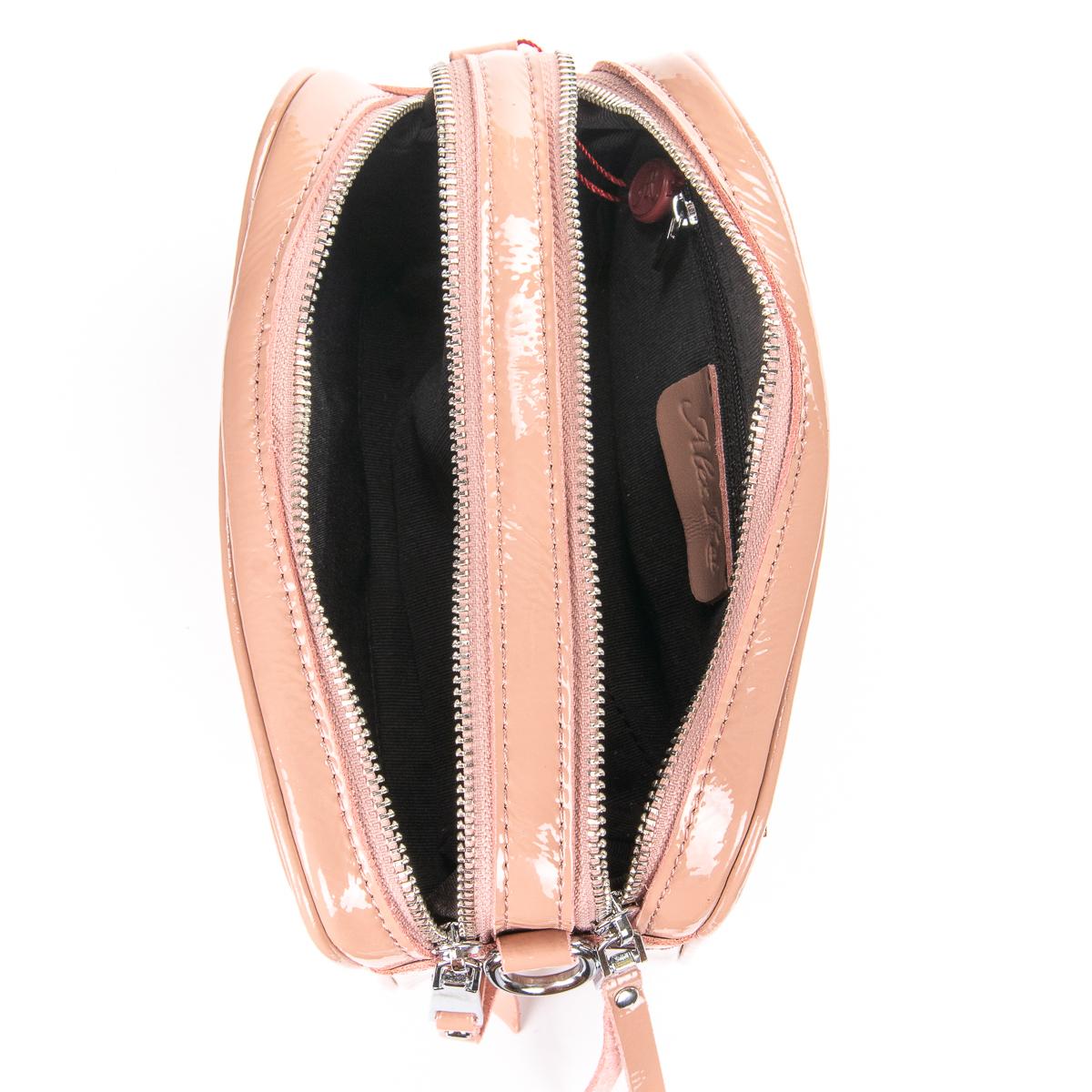 Сумка Женская Клатч кожа ALEX RAI 06-1 8736-3 pink