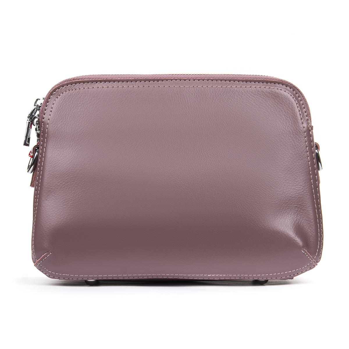 Сумка Женская Клатч кожа ALEX RAI 06-1 8725 purple
