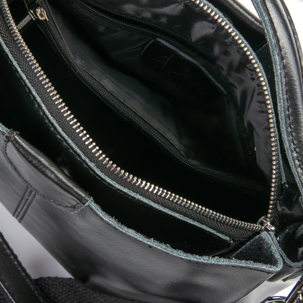 Сумка Женская Классическая кожа ALEX RAI 06-1 1383 black