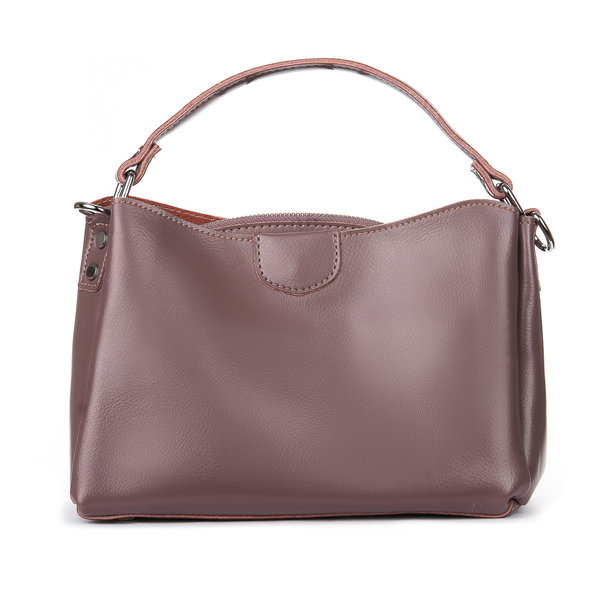 Сумка Женская Классическая кожа ALEX RAI 06-1 1383 purple