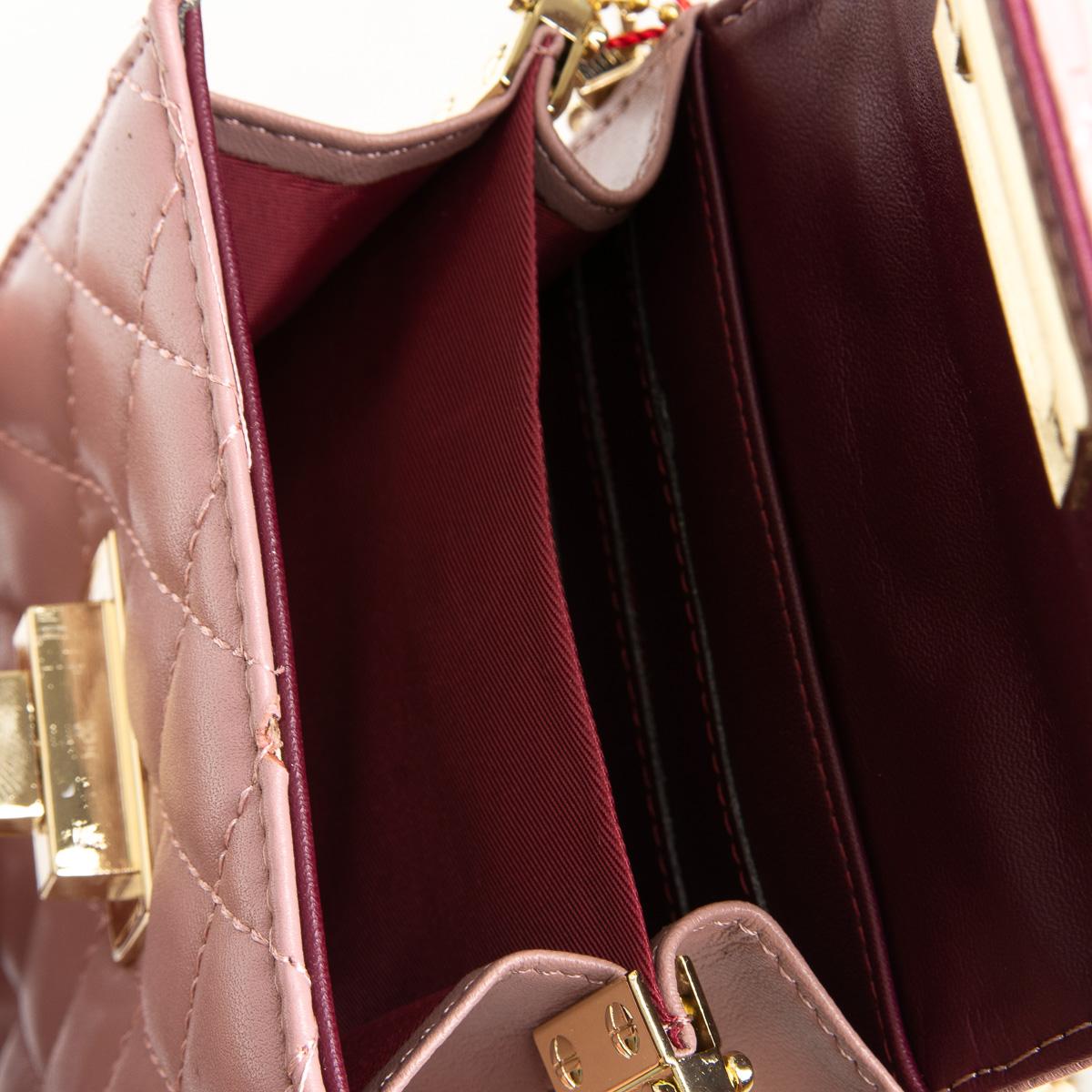 Сумка Женская Клатч кожа ALEX RAI 03-1 1038 pink - фото 5