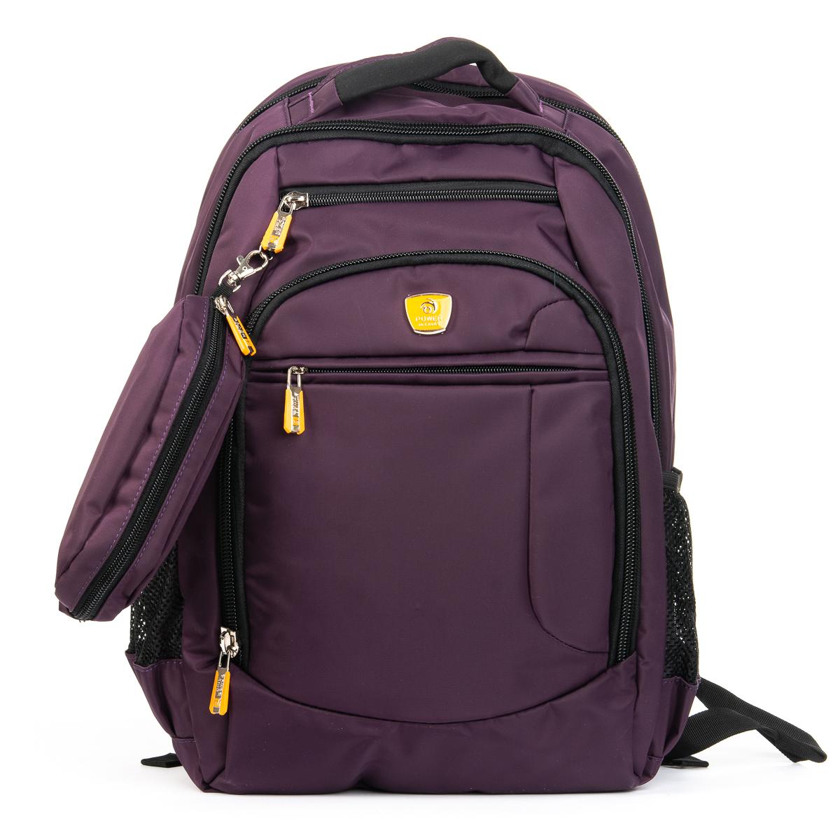 Рюкзак Городской нейлон Power In Eavas 5143 purple