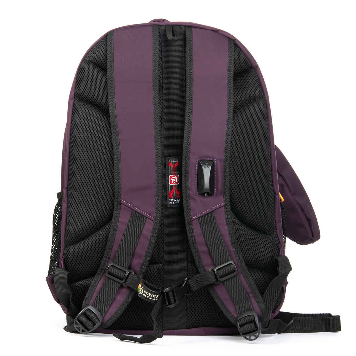 Рюкзак Городской нейлон Power In Eavas 5143 purple - фото 3