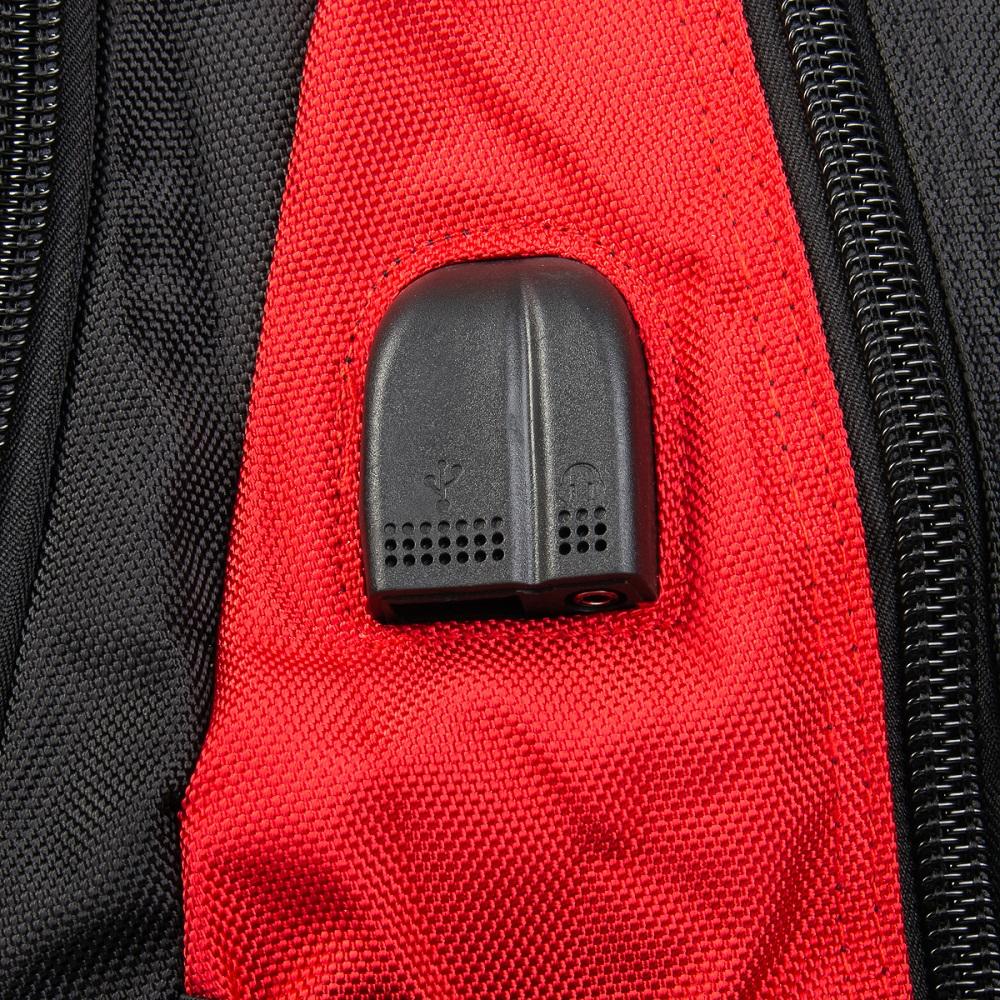 Рюкзак Городской нейлон Power In Eavas 8211 red