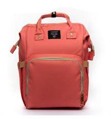 Сумка Женская Рюкзак нейлон Lanpad 5605 pink