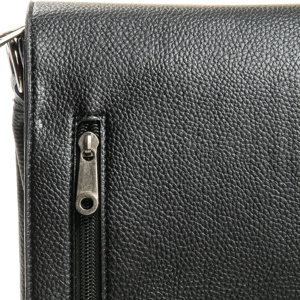 Сумка Мужская Планшет иск-кожа DR. BOND 515-3 black - фото 5