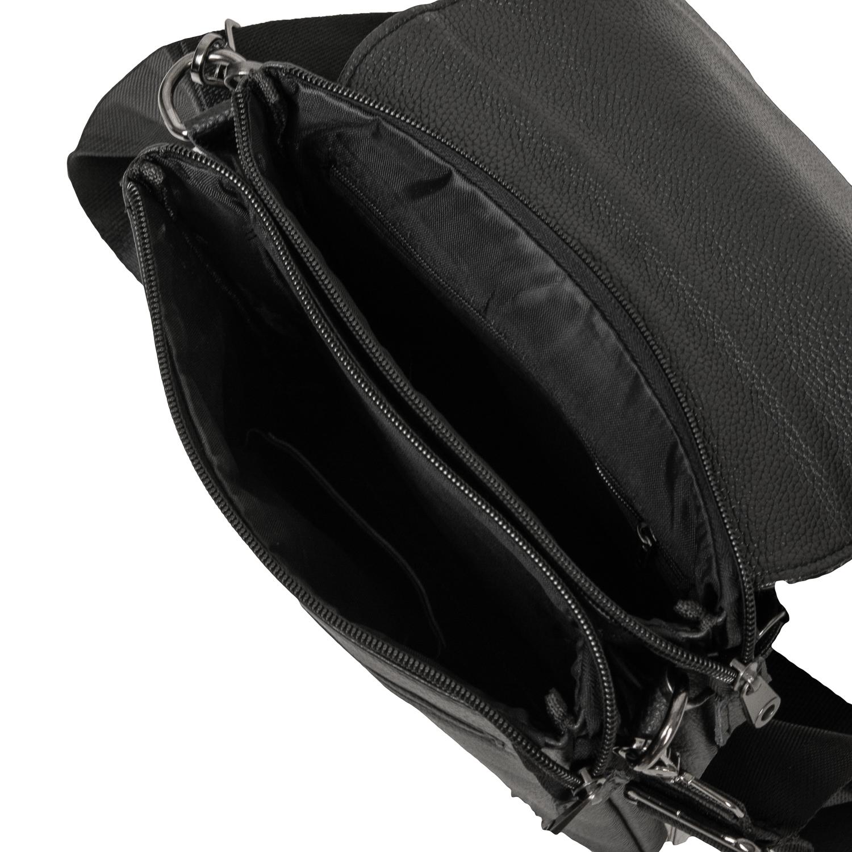 Сумка Мужская Планшет иск-кожа DR. BOND 515-3 black - фото 4