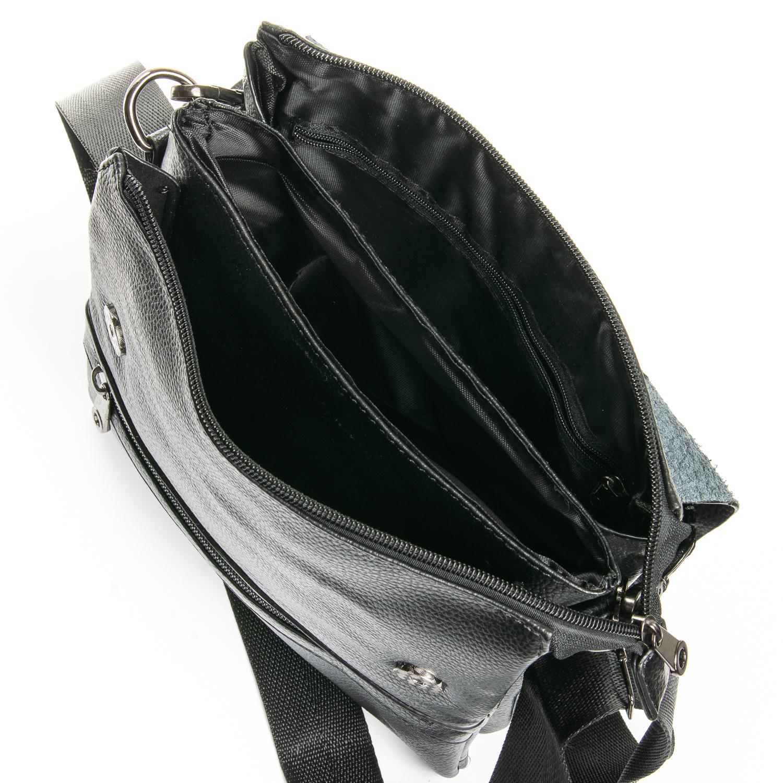 Сумка Мужская Планшет иск-кожа DR. BOND 315-4 black - фото 4
