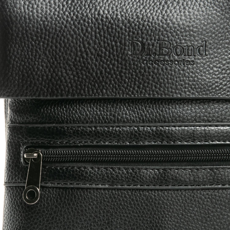 Сумка Мужская Планшет иск-кожа DR. BOND 315-3 black
