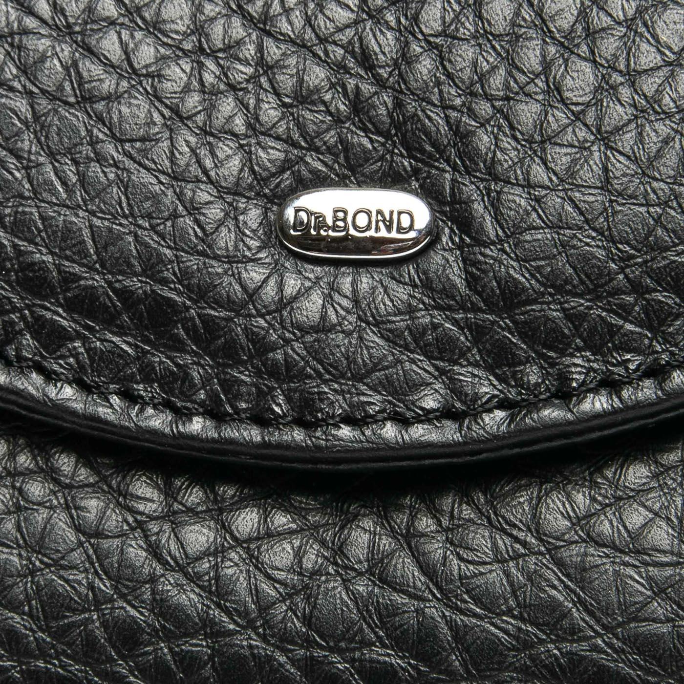 Кошелек Classic кожа DR. BOND WS-4 black