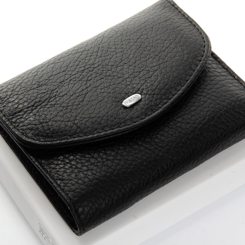 Кошелек Classic кожа DR. BOND WS-4 black - фото 3