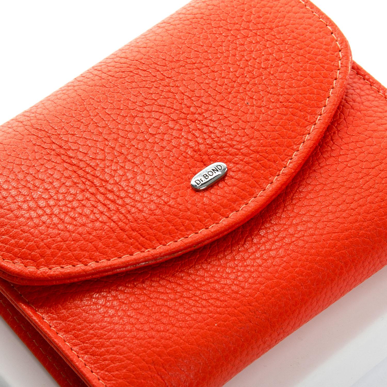 Кошелек Classic кожа DR. BOND WS-4 orange - фото 3