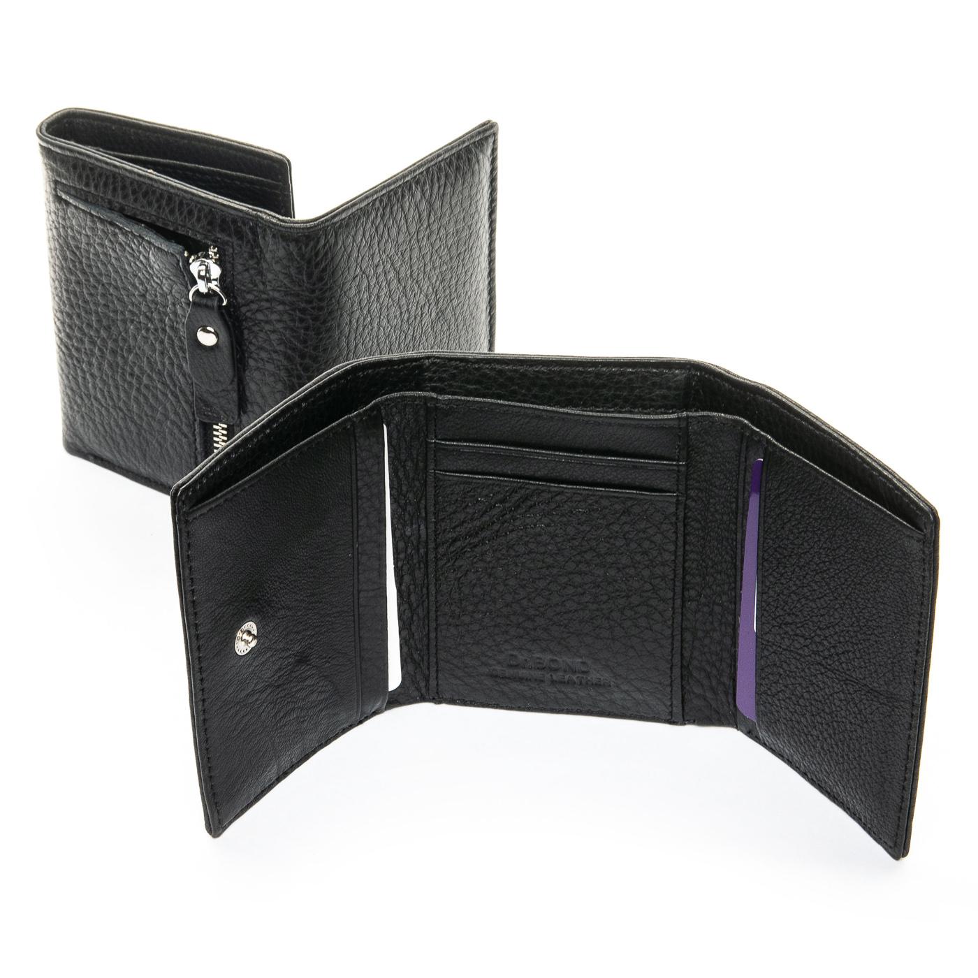Кошелек Classic кожа DR. BOND WS-6 black
