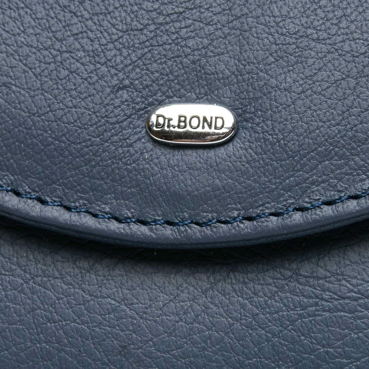 Кошелек Classic кожа DR. BOND WS-4 blue - фото 3