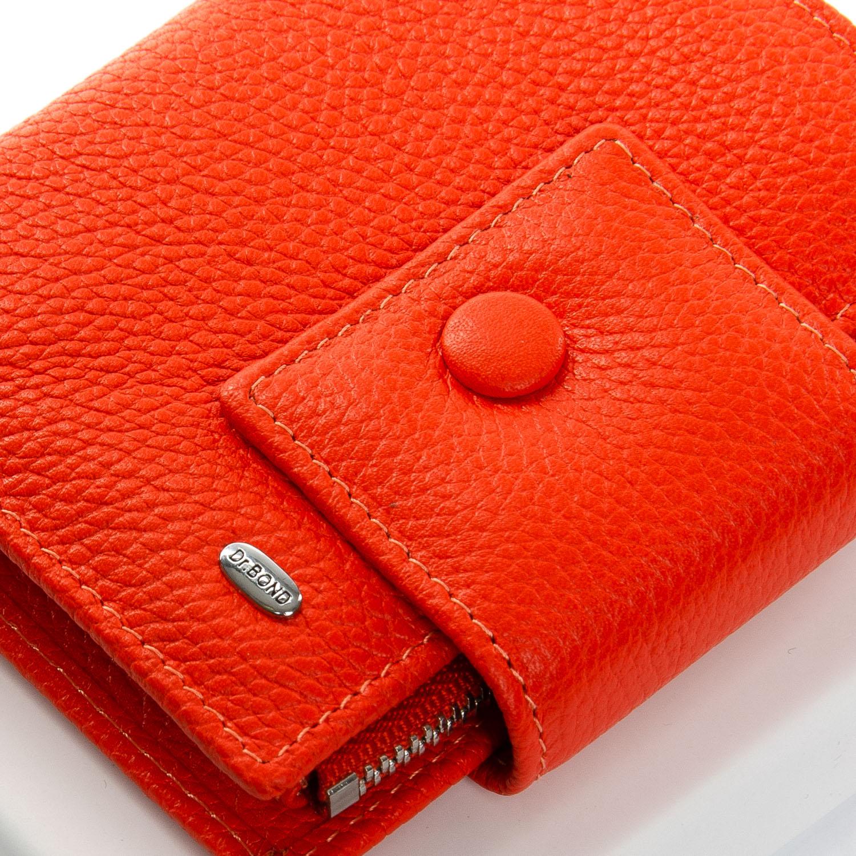 Кошелек Classic кожа DR. BOND WS-5 orange - фото 3