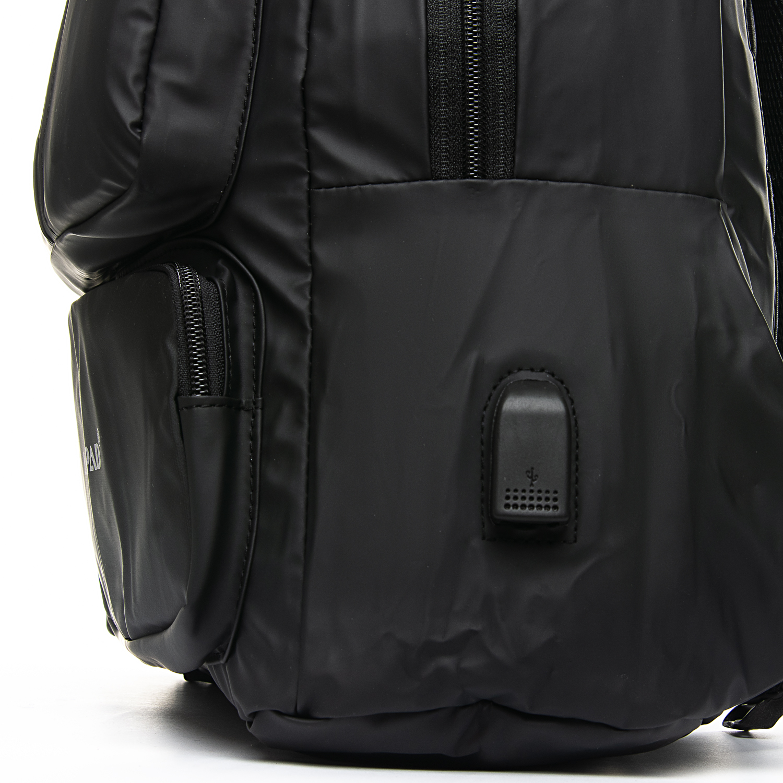 Рюкзак Городской нейлон Lanpad 2218 black