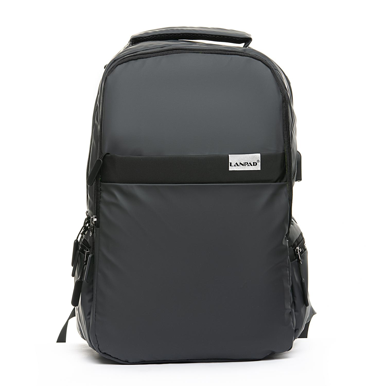 Рюкзак Городской нейлон Lanpad 2220 grey
