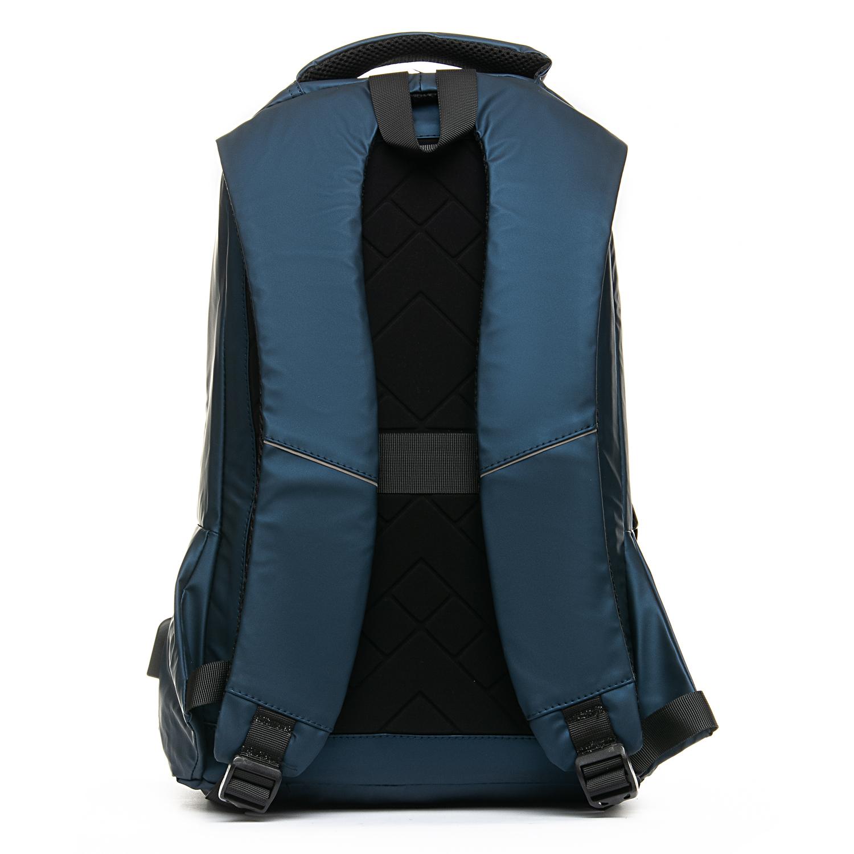 Рюкзак Городской нейлон Lanpad 2218 blue - фото 4