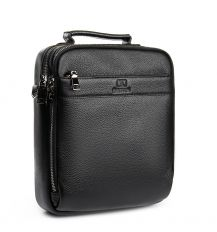 Сумка Мужская Планшет кожаный BRETTON BP 5328-3 black