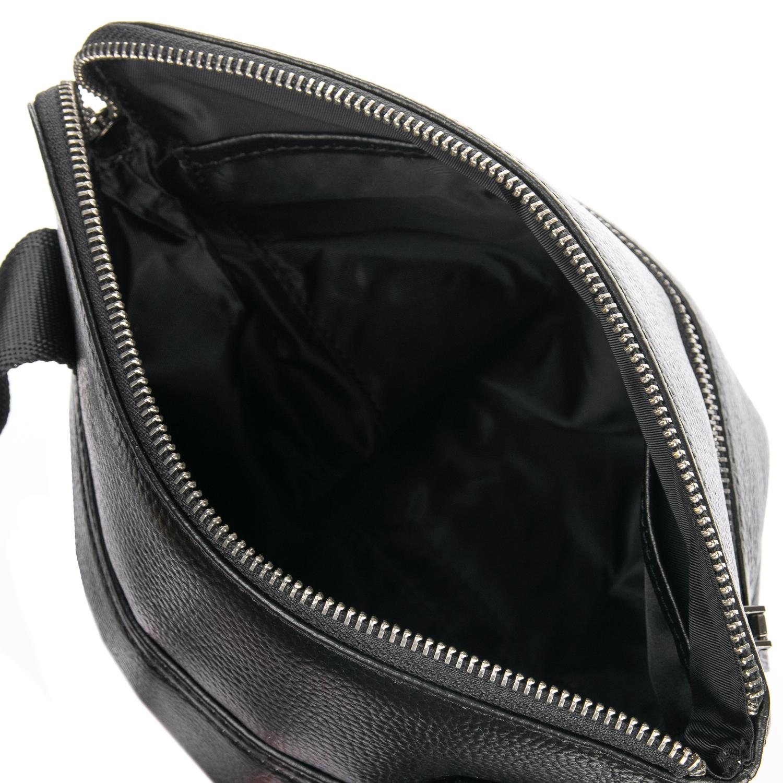 Сумка Мужская Планшет кожаный BRETTON BP 3565-3 black - фото 5