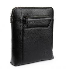 Сумка Мужская Планшет кожаный BRETTON BP 3563-3 black