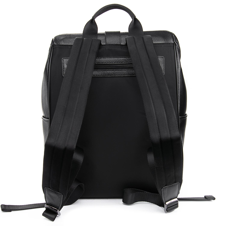 Рюкзак Городской кожаный BRETTON BP 2004-7 black - фото 4
