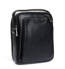 Сумка Мужская Планшет кожаный BRETTON BP 407-73 black