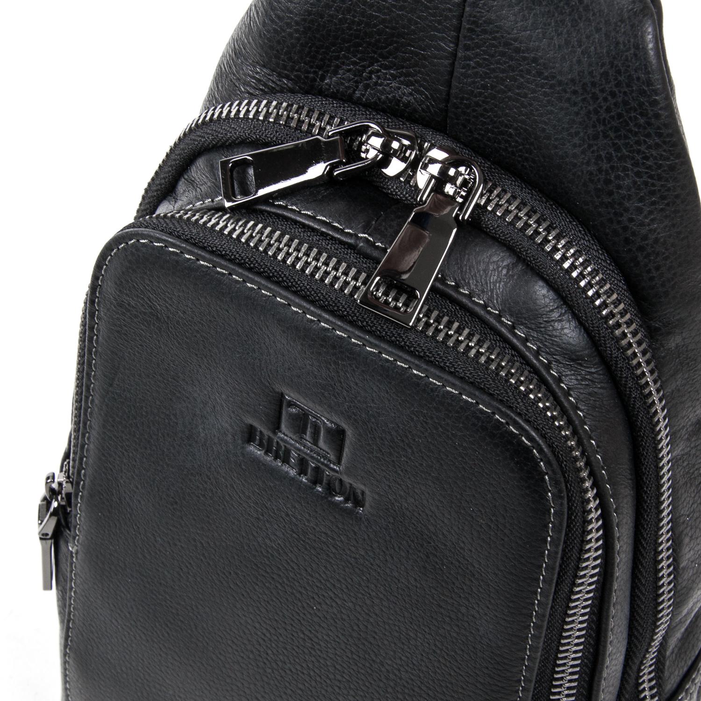 Рюкзак Городской кожаный BRETTON BE 2002-3 black - фото 3