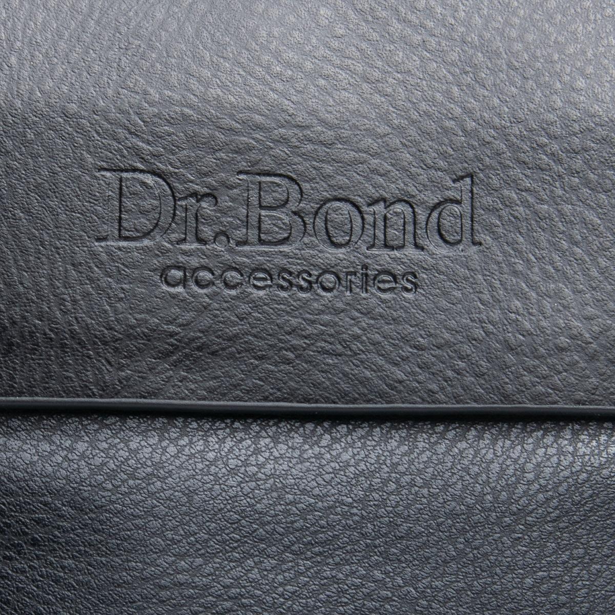 Сумка Мужская Планшет иск-кожа DR. BOND GL 316-1 black - фото 3