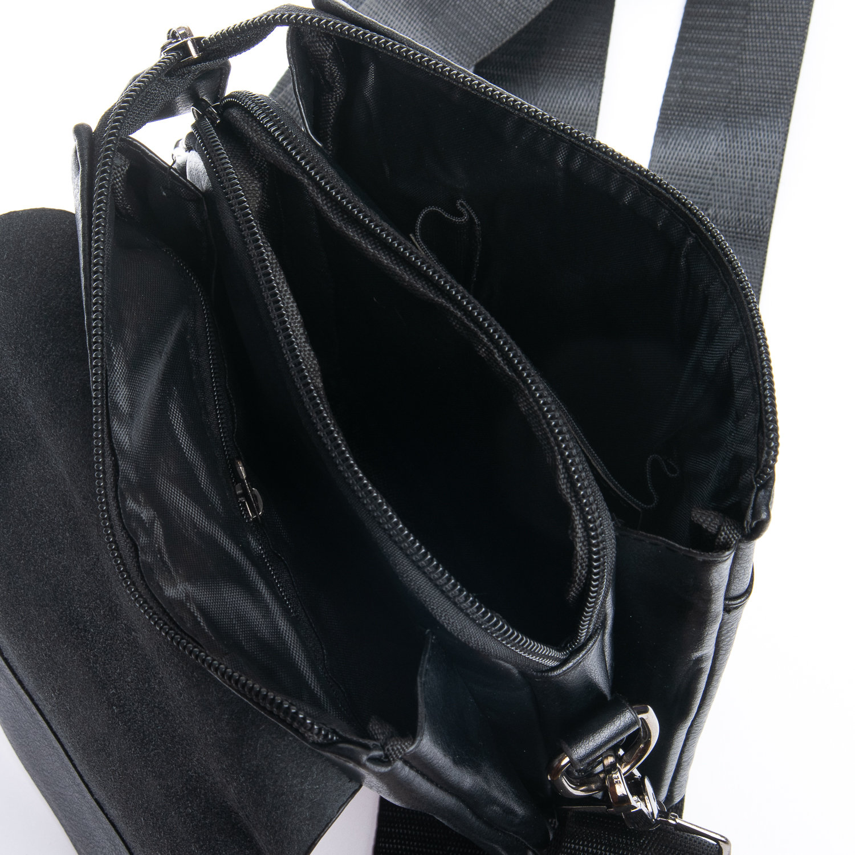 Сумка Мужская Планшет иск-кожа DR. BOND GL 316-1 black - фото 5