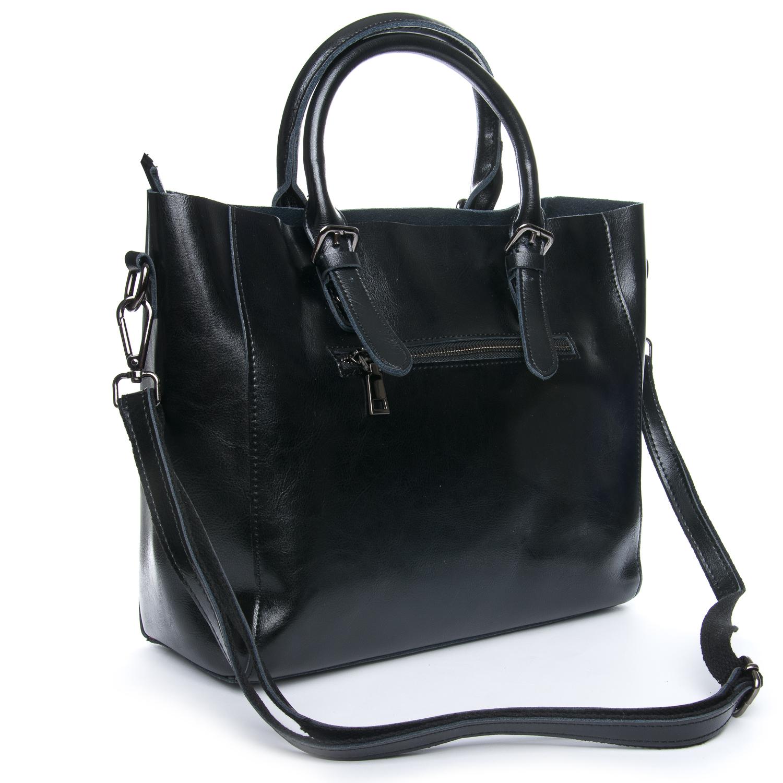 Сумка Женская Классическая кожа ALEX RAI 08-1 8223-64 black
