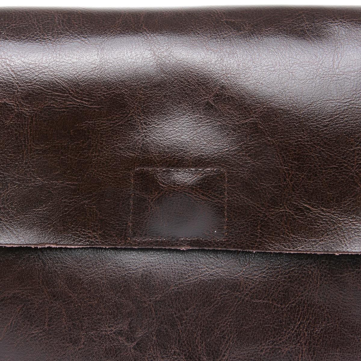 Сумка Женская Классическая кожа ALEX RAI 08-1 8605 brown - фото 5
