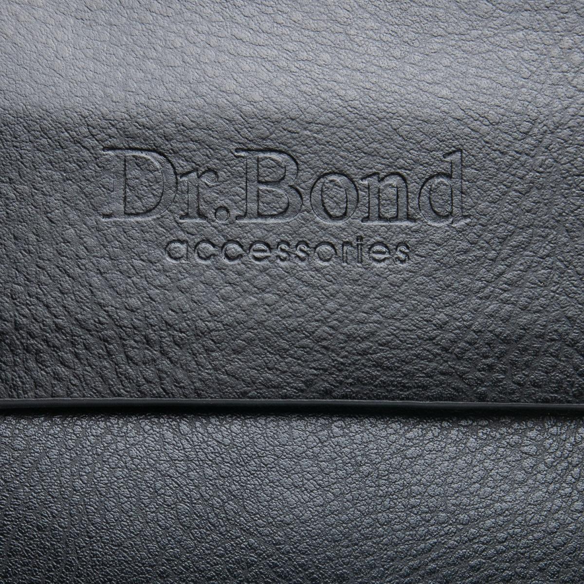 Сумка Мужская Планшет иск-кожа DR. BOND GL 316-2 black - фото 3