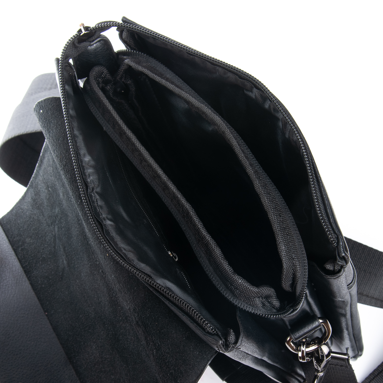 Сумка Мужская Планшет иск-кожа DR. BOND GL 316-2 black - фото 5