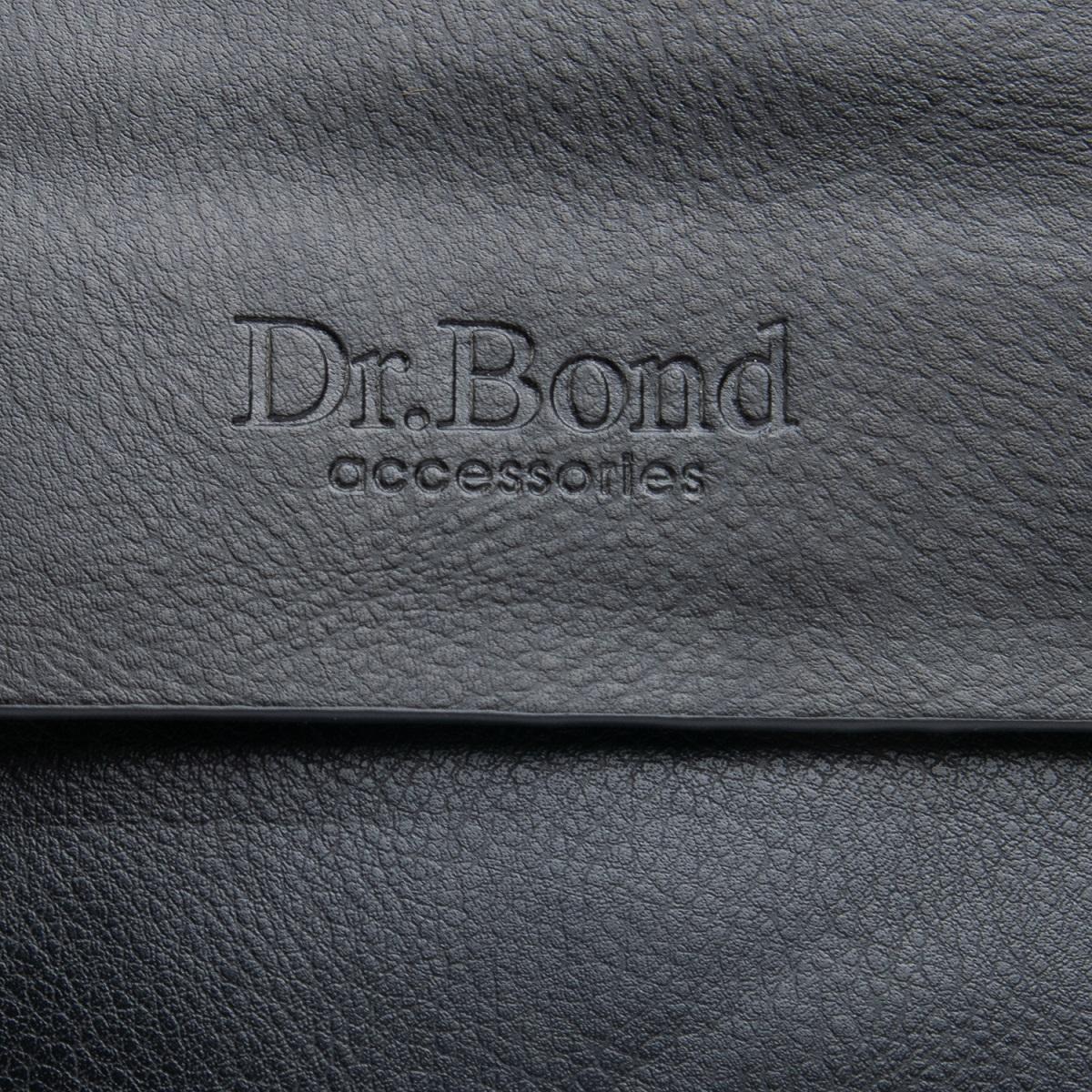 Сумка Мужская Планшет иск-кожа DR. BOND GL 218-2 black - фото 3