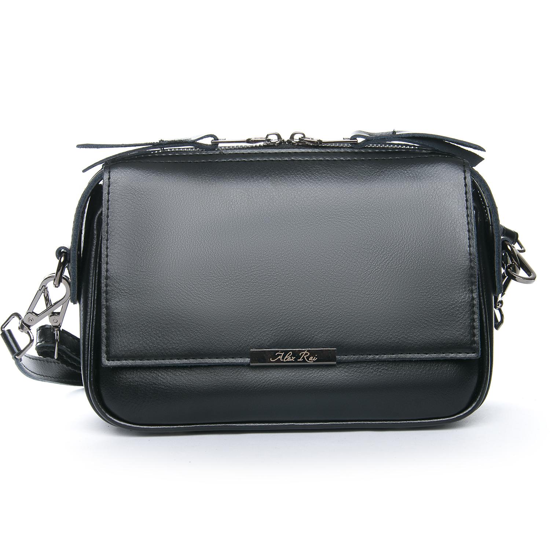 Сумка Женская Клатч кожа ALEX RAI 08-3 2227-220 black